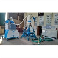 Continuous Type Vacuum Blasting Equipment