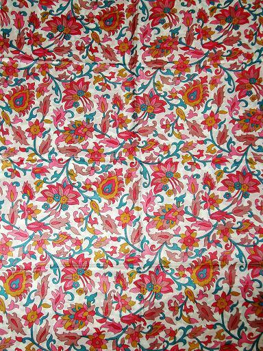 Silk Viscose Prints