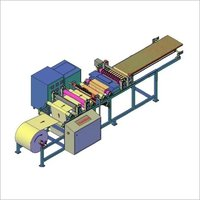 Separator Less HEPA Filter Manufacturing Machine