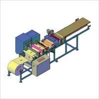 Separator Less HEPA Filter Manufacturing Machine