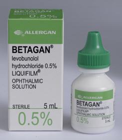 Levobunolol HCL 0.5%