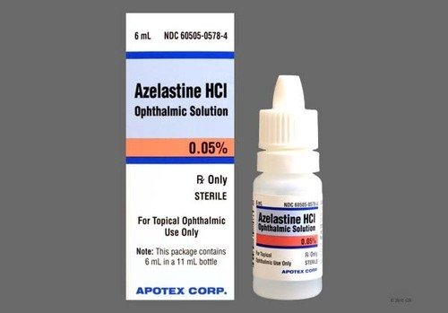Azelastine 0.05% 5 ml