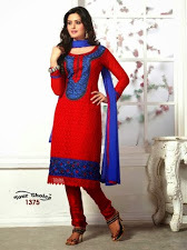 Embriodered Ladies Suits