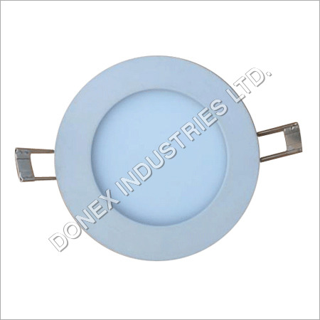 6W LED Round Panel Light