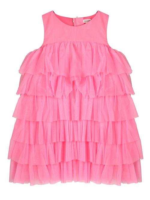 PINK baby designer dress