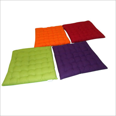 Dyed Chair Pad