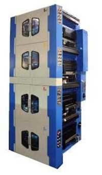4 Hi Tower Web Offset Printing Machine