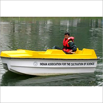 Four Seater Pedal Boat