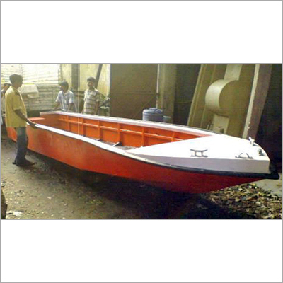 FRP Utility Boat