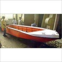 FRP Utility Boat