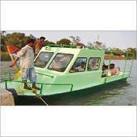 Patrolling  Boat