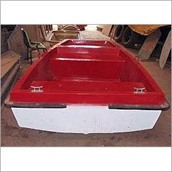 Fibreglass Rowing Boat