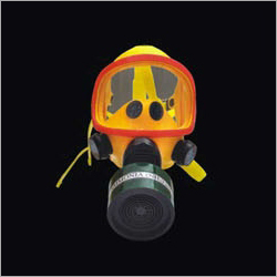 Chin Type Gas Mask