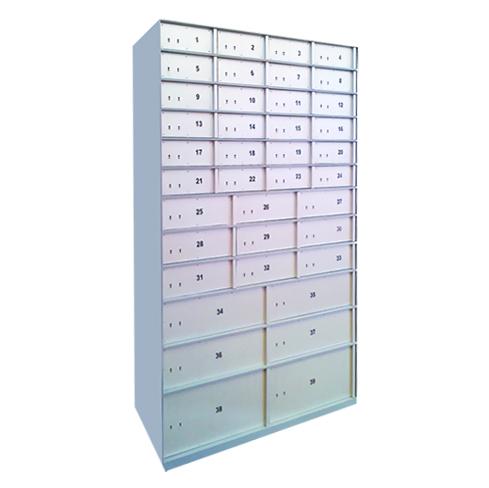 Bank Safe Deposit Locker