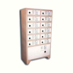 Electronic Hotel Lockers