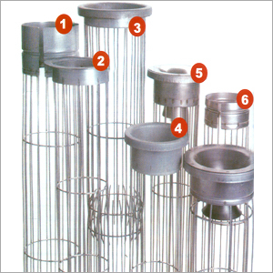 Wire Filter Bag Cage