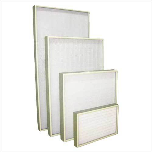 Minipleated Hepa Filter