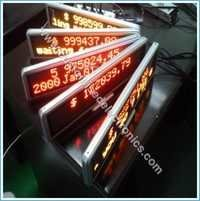 Scrolling LED Displays