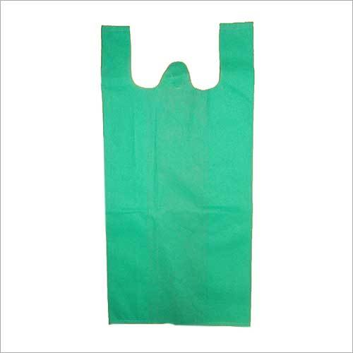 Nonwoven W Cut Bag