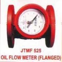 oil flow meter (flanged)