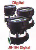 oil flow meter (digital)