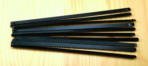 Junior Metal Hacksaw Blades