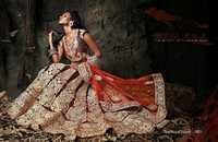 Heavy Wedding Lehenga