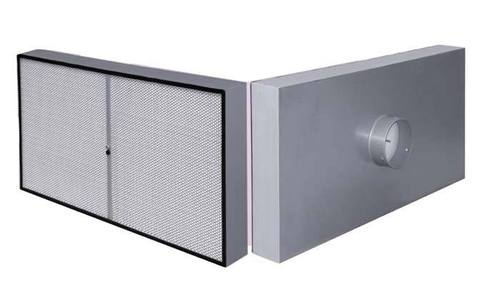 Clean Room Air Filter Hooded Type
