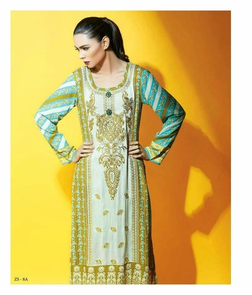 Pakistani Cotton Kurti