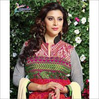 Heavy Embriodered Salwar Kameez