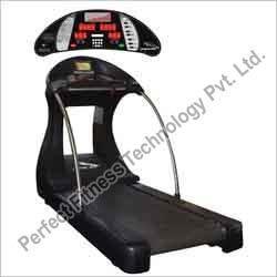 Lcd Enabled Treadmill Machine