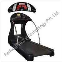 Lcd Enabled Treadmill Machine
