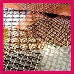 Fabricated Wire Mesh