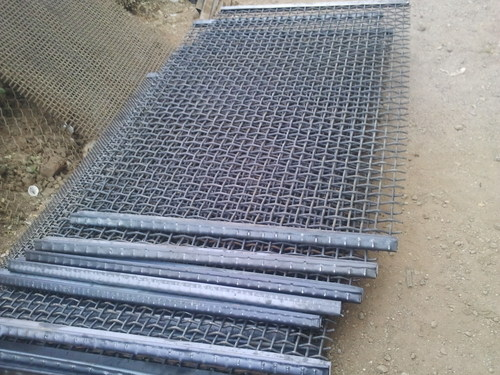 High Carbon Steel Screens