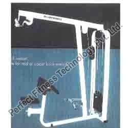 Bicep Triceps Press Down Machine