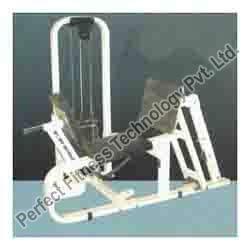 Seated Leg Press Calf Extension