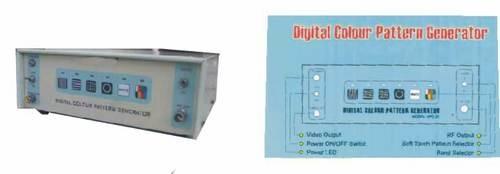 Digital Colour pattern Generator
