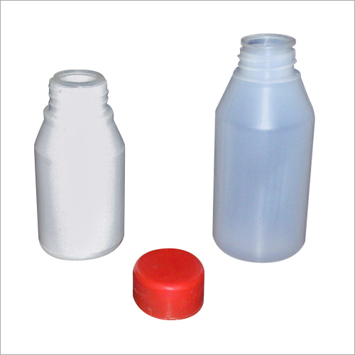 Plastic Grease Bottle