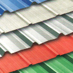 Color Coated Metal Roofing Sheet
