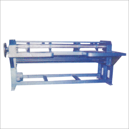 4 Bar Rotary Cutting Creasing Machine