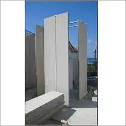 Cement Based Sandwich Panels