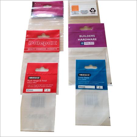 Colour Printed Poly Bag