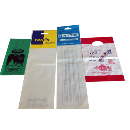 Colour Printed LDPE Bags
