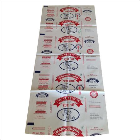 Multi Layer Printed Poly Sheet