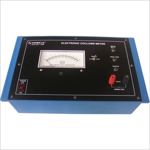 Electronic Coulomb Meter