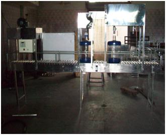 Rinsing Filling Capping Machine (RFC Machine)