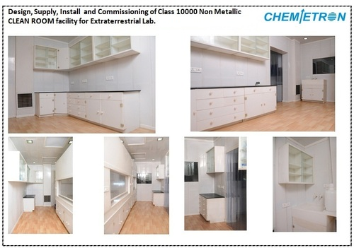 Non-Metallic Clean Room And Furniture