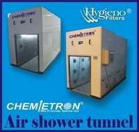 Air Shower Tunnel
