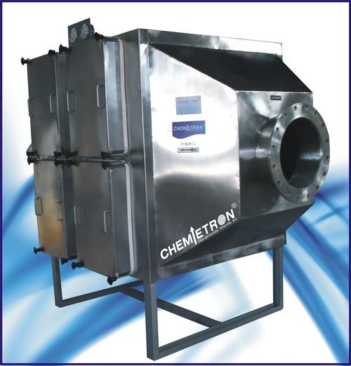Safe Change Air Filter Housing