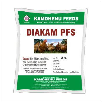 DIAKAM PFS( NATURAL ANTI-DIARRHOEAL SUPPLEMENT)